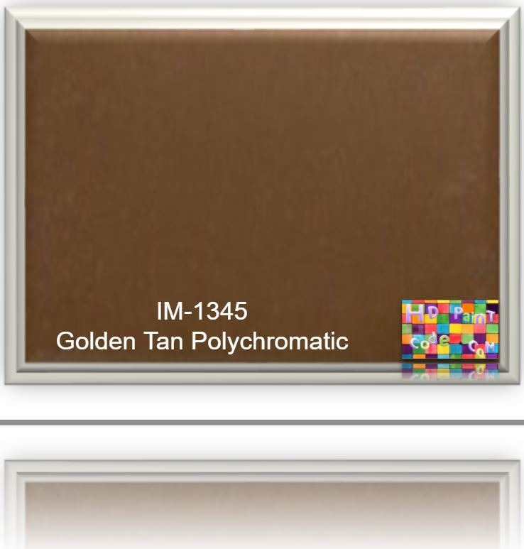GOLDEN TAN POLYCHROMATIC