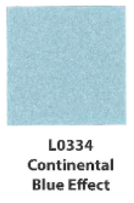 L0334  Continental Blue  Effect