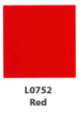 L0752  Red
