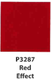 P3287  Red Effect